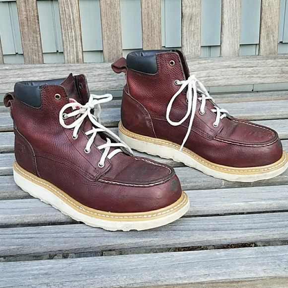 Red Wing Irish Setter Ashby Work Boots